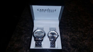 Caravelle New York Watches His and Hers