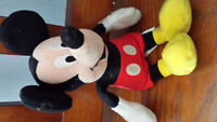 Found: Mickey Mouse Plush on Purdy Ave