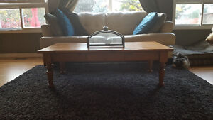 Beautiful Pine Hand Crafted coffe and end tables Kitchener / Waterloo Kitchener Area image 1