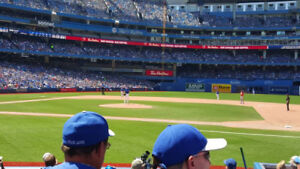 Awesome Blue Jays Tickets June 9th