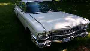 1959 Cadillac Fleetwood 60 series