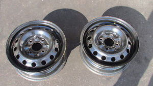 """14 """"  Steel Rims for sale"""
