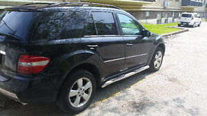 2006 Mercedes-Benz 500-Series ml 500 SUV, Crossover