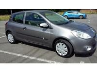 RENAULT CLIO 1.1 3 DOOR 1 PREVIOUS KEEPER 44,000 MILES ONLY