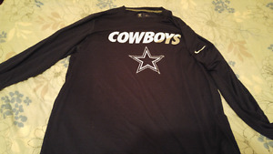 New Cowboys nike shirt