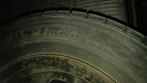 Four winter tires made in Japan Kingston Kingston Area image 6