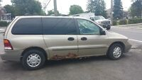 2000 Ford Windstar Fourgonnette, fourgon