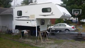 8'9 Security Camper
