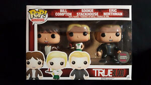 Funko True Blood 3 pack from HMV