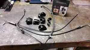 Harley -Davidson front brakes and Throttle cables & clamps London Ontario image 2