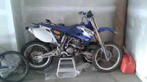 04 yzf250 fully moded