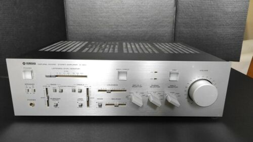 Yamaha A960 integrated amplifier