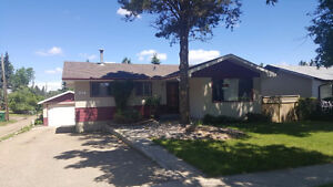 Beautiful family Bungalow in Camrose for rent!!!