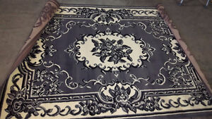 Rugs & Furniture at Carol's Auction Thursday June 1st at 6 PM