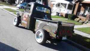 51 Ford rat rod