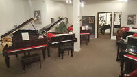 Piano Sales - European Brands – New and Used