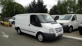 2009 FORD TRANSIT 2.2 TDCI SWB Low Roof Van NO VAT