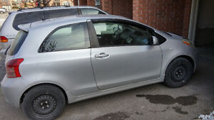 2006 Toyota Yaris RS Coupe (2 door) - W/ Safety and Emission