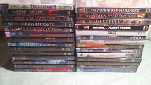 DVD Horror Collection