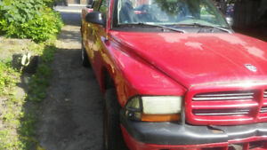 2003 Dodge Dakota Pickup Truck a vendre/for sale