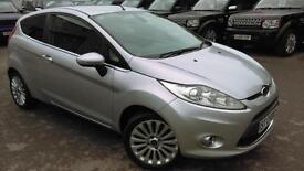 2009 FORD FIESTA TITANIUM JUST 2 OWNERS A VERY GOOD LOOKING VEHICLE IND