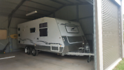 Kingdom Adventra Caravan with Triple Bunks Camden Camden Area Preview