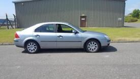 2005 05 PLATE FORD MONDEO LX 2.0 TDCI