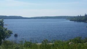 Lots with lake frontage in HRM