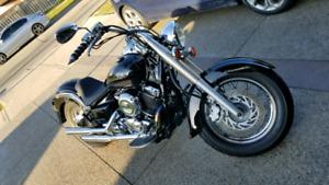 2002 Yamaha Vstar 650cc