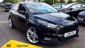 2018 Ford Focus ST-3 2.0 EcoBoost 250PS S6 Pet Manual Petrol Hatchback