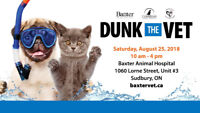 Dunk the Vet Event!