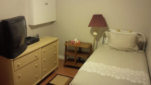 1 Bedroom with Sitting Room available September 1st