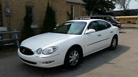 06 Buick Allure 4 dr. Sroof 165 Kms. Drives well $4750  220-4800