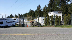 RV Storgae and Towing