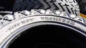 Mickey Thompson tires r17  Peterborough Peterborough Area image 1