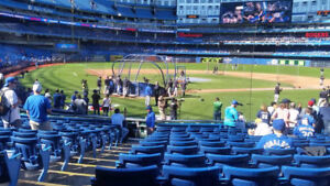 Toronto Blue Jays Vs Texas Rangers 2 game tickets for 27/04/2018