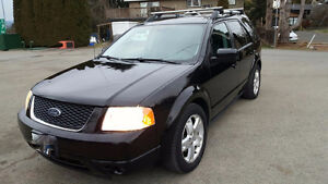 2005 Ford FreeStyle/Taurus X Limited AWD SUV, Crossover