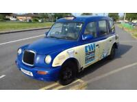2000 LONDON CAB TX1 AUTOMATIC..(. £850 ono.. P,X WELCOME )