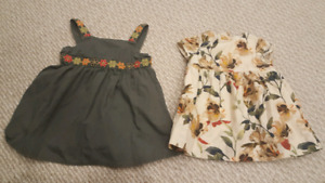 6 to 12 month dresses