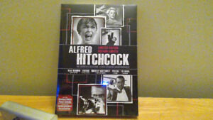 Collection 5 film Hitchcock  neuf