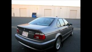 2002 BMW 530i. Must be sold by september 30