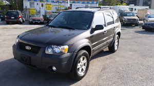 WONT LAST!! 2007 FORD ESCAPE 4X4 XLT LOADED CALL NOW