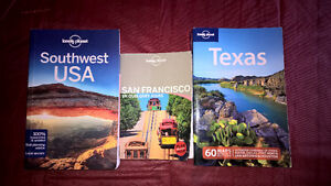 Lonely Planet :  Texas, Sud ouest USA, San Francisco