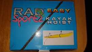 Kayak or Canoe  Storage Hoist