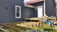 DECK/FENCE/DRYWALL/FRAMING/PAINT/FREE QUOTES( NO MONEY DOWN) 9