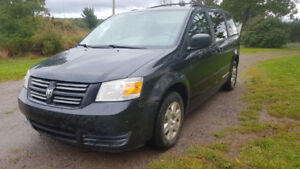 Dodge Caravan DVD player and backup cam!