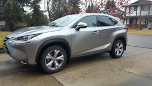No accident Lexus - NX - 2015 Executive package