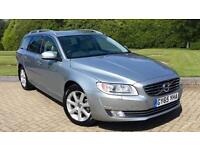2015 Volvo V70 D4 (181) SE Lux 5dr Geartronic Automatic Diesel Estate