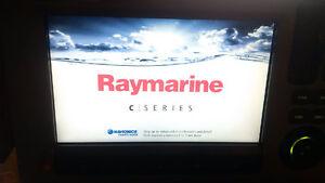 Raymarine C90 W  Chart Plotter