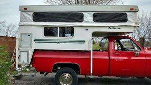 2002 Palomino Truck Camper for Sale